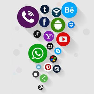 نمایش آیکون شبکههای اجتماعی در وردپرس با افزونه Social Media Share Buttons