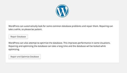 عدم اتصال به پایگاه داده در وردپرس