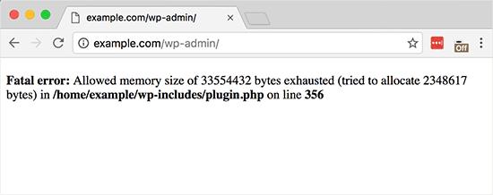 افزایش محدودیت حافظه php در وردپرس