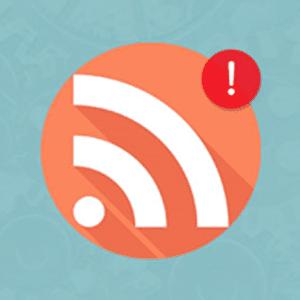 نحوه ی رفع خطاهای خوراک RSS وردپرس